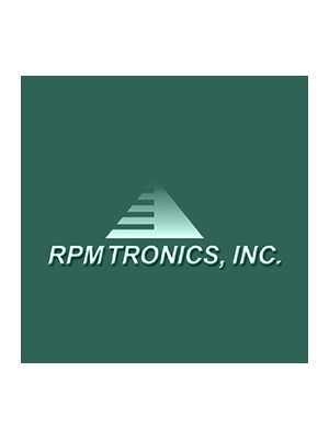 RPMTRONICS LCD Module Catalog - Section 3 of 3