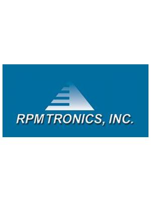 RPMTRONICS Chip-on-Glass Sample Catalog